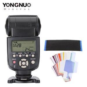 Image 1 - Yongnuo YN560 IIIYN560 Iv Wireless Flash Speedlite Voor Canon Nikon Olympus Panasonic Pentax Slr Dslr Camera Flash Speedlight Nieuwe