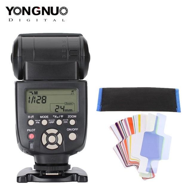 Yongnuo YN560 IIIYN560 Iv Wireless Flash Speedlite Voor Canon Nikon Olympus Panasonic Pentax Slr Dslr Camera Flash Speedlight Nieuwe
