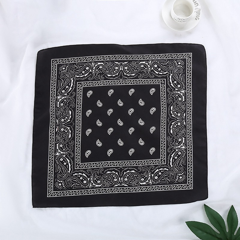 Headwear Headband Dark Circle Pattern Head Scarf Wrap Sweatband Sport Headscarves For Men Women