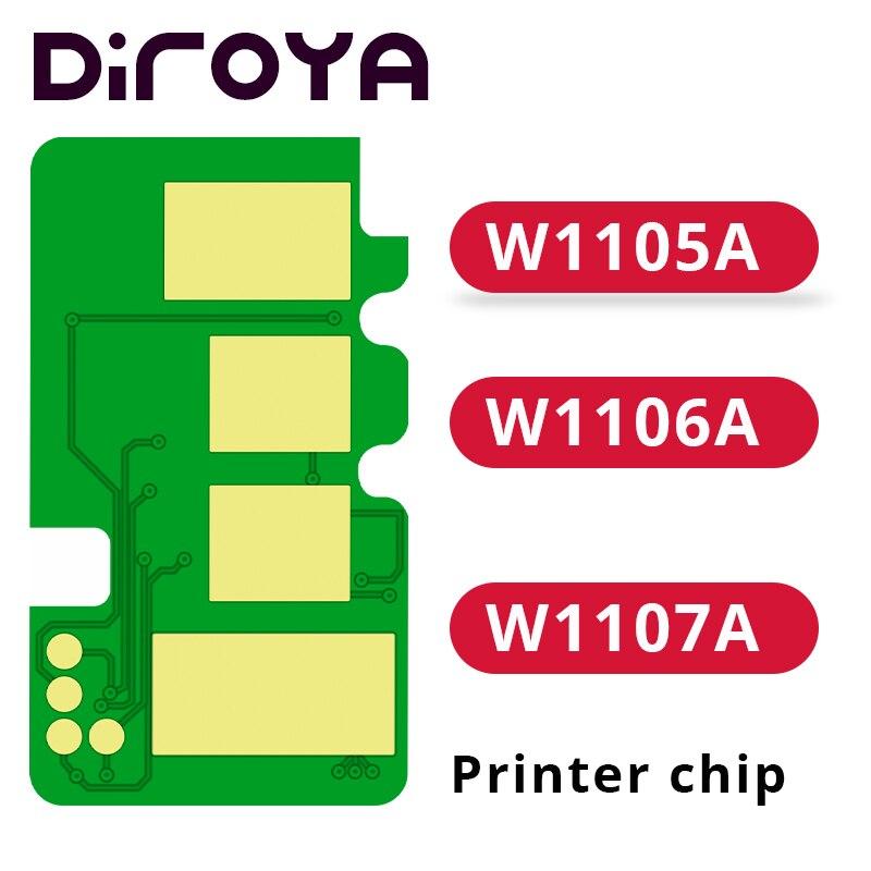 W1105A W1106A W1107A 105A 106A 107A Toner Cartridge Chip For HP Laser M107 M107a M107w MFP M135 M137 M135a M137fnw M 135a 137fnw