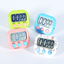 Kitchen Timer Magnetic Digital Cooking Alarm Sports-Games Large with Lcd-Display