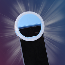 Universal Selfie LED Ring Flash Light Portable Mobile Phone 36 LEDS Se