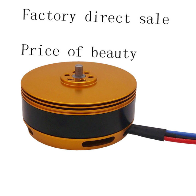 1/4 pcs 5010 340kv Brushless Outrunner Motor Agriculture Protection Drone Accessories for Sale