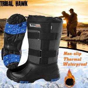 Winter Snow Boots Warm Non-sli