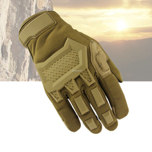 antarctica outdoor sports tactical gloves full finger hiking military men s gloves armor five levels cut prevention shell gloves Tactical Full Finger Gloves Outdoor Military Army Shooting Combat Gloves Hunting Hiking Cycling Riding Protective Gloves
