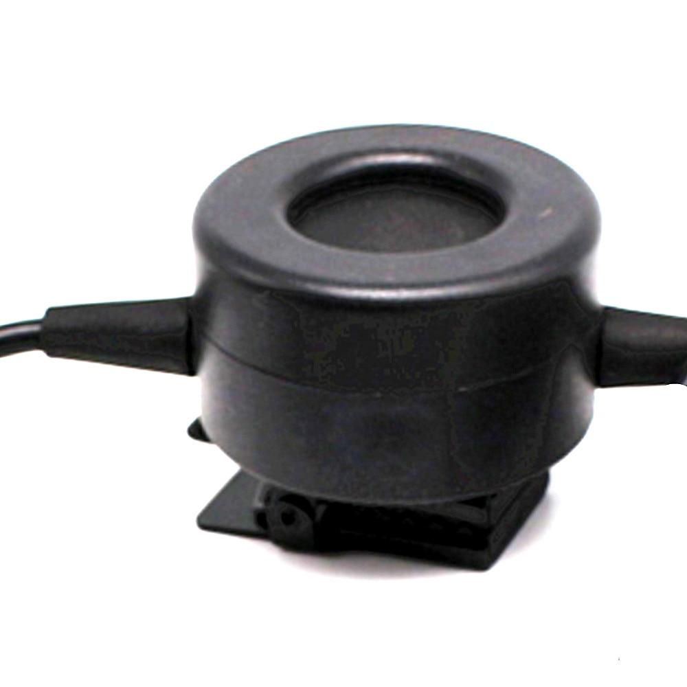 6-PIN Tactics Great circle PTT for COMTAC MSA EARMOR TCA TRI NATO plug headset ,for PRC-148 PRC-152 tactical 6-PIN Walkie talkie