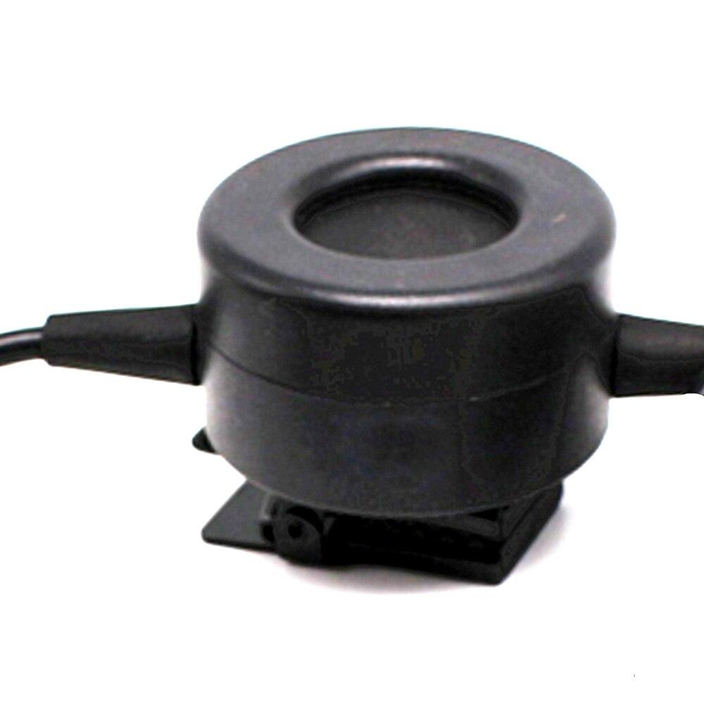 Tactical Great circle PTT Headset Accessory For COMTAC MSA EARMOR TCA TRI Headphones for BAOFENG UV-XR A58 UV9R UV-9R Plus Radio