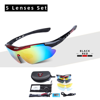 Gafas de sol polarizadas para hombre de gafas de ciclismo de carretera...