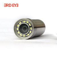 Endoscope waterproof 1080P Video inspection cctv camera 160 deg view anglewith 7m cable M12 connector