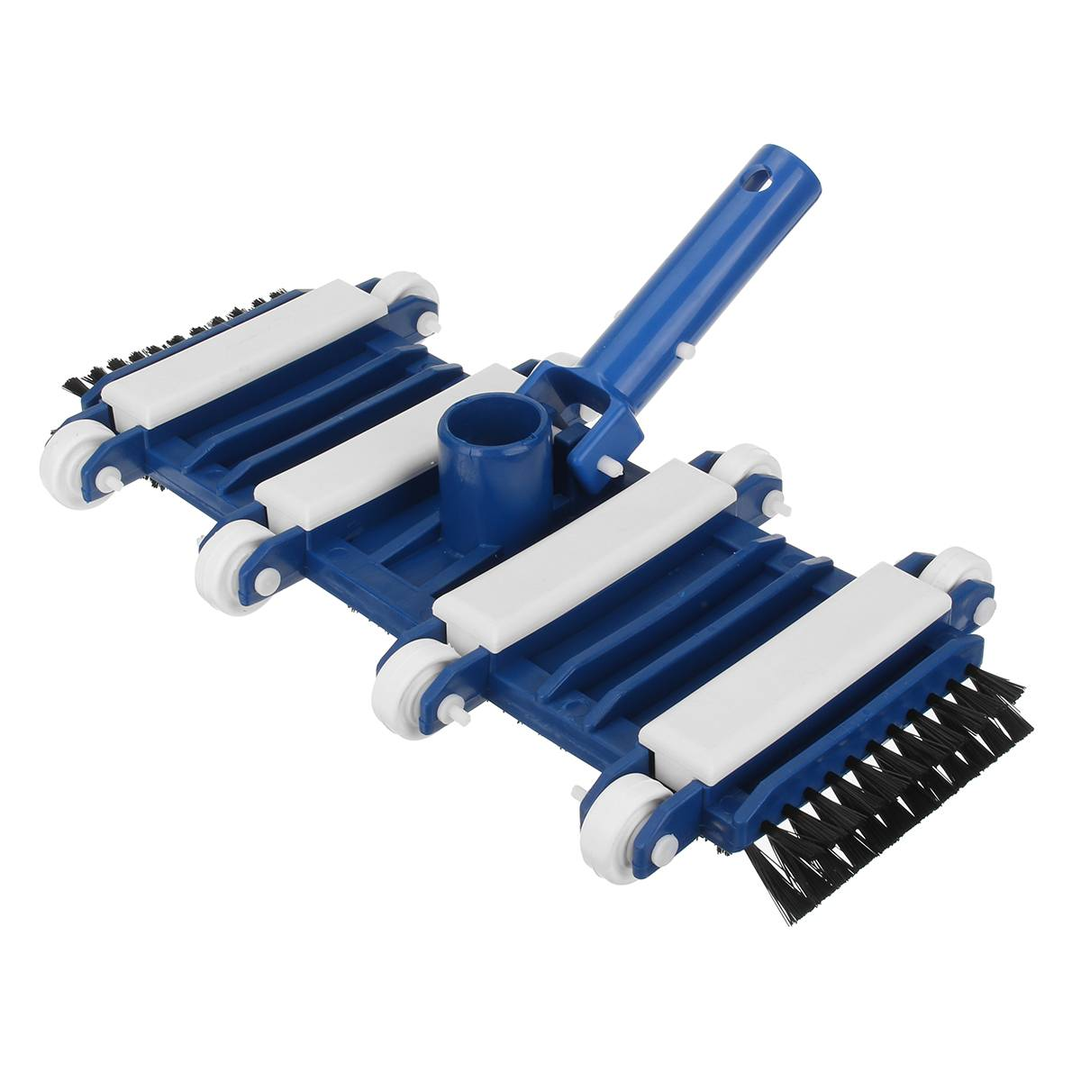 Swimming Pool Vacuum Cleaner Brush Easy To Clean Leaves Other Debris For Swimming Pool Spa Pond Tub Accessories