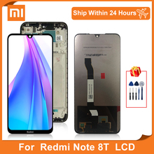 6.3'' For Xiaomi Redmi Note 8T LCD Display Touch Screen Digitizer Assembly For Xiaomi Redmi Note 8T display Replacement Parts