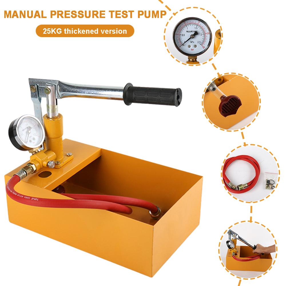 CP-700 Two-speed manual hydraulic pump for Portable Split Hydraulic Clamp Crimping Tools 40P