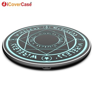 Image 3 - Qi Fast Charging Pad For Huawei Mate 30 pro 5G Mate 20 RS Porsche Design P30 Pro Honor V30 Pro Wireless Charger Phone Accessory