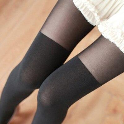 1 пара гетры для женщин дамы зима весна вязать крючком для ног гетры досуг ноги покрытие крючком длинные носки 5 цветов - Цвет: Тёмно-синий