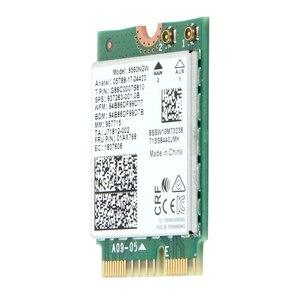 Image 2 - Dual Band 1.73Gbps Wireless For Intel AC 9560 9560NGW NGFF Key E Wifi Card 9560AC 8020.11ac Bluetooth 5.0 Laptop for Windows 10