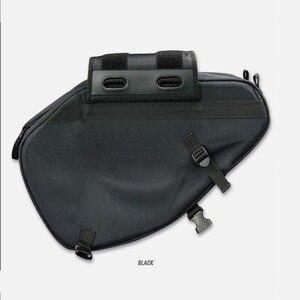 Image 5 - Ensemble de sacoches étanches pour Moto, 1 sac de selle étanche pour casque, sacoche latérale, valise de bagage, sac de réservoir de carburant, SA212