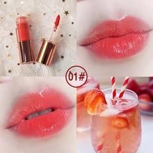 Hot sale Fashion Waterproof Cute Lip Glaze Long-lasting Moisturizing No Fading Lipstick Recommended Gloss