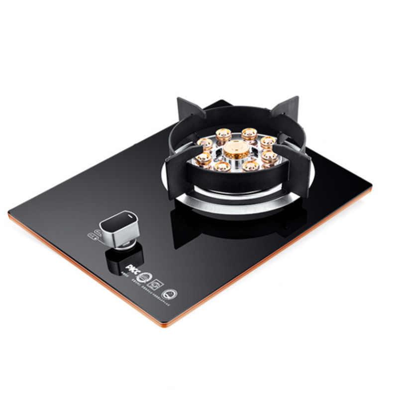 Газовая плита одинарная плита Бытовая жидкая газовая плита природный газ настольная Встраиваемая одноглазная горящая плита
