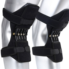 Knee Support Power Joint Pads Powerful Rebound Spring Force Professional Protective Sports Pad