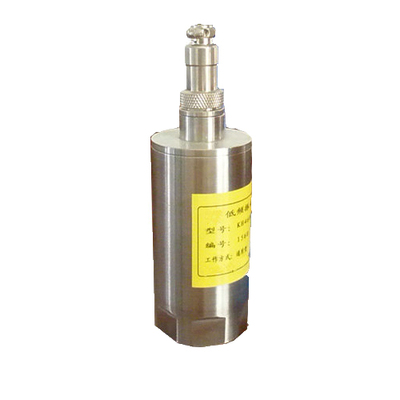 Fan Motor Seismic Sensor Integrated Vibration Transmitter Output Two-wire System 4-20mA Range 20mm / S