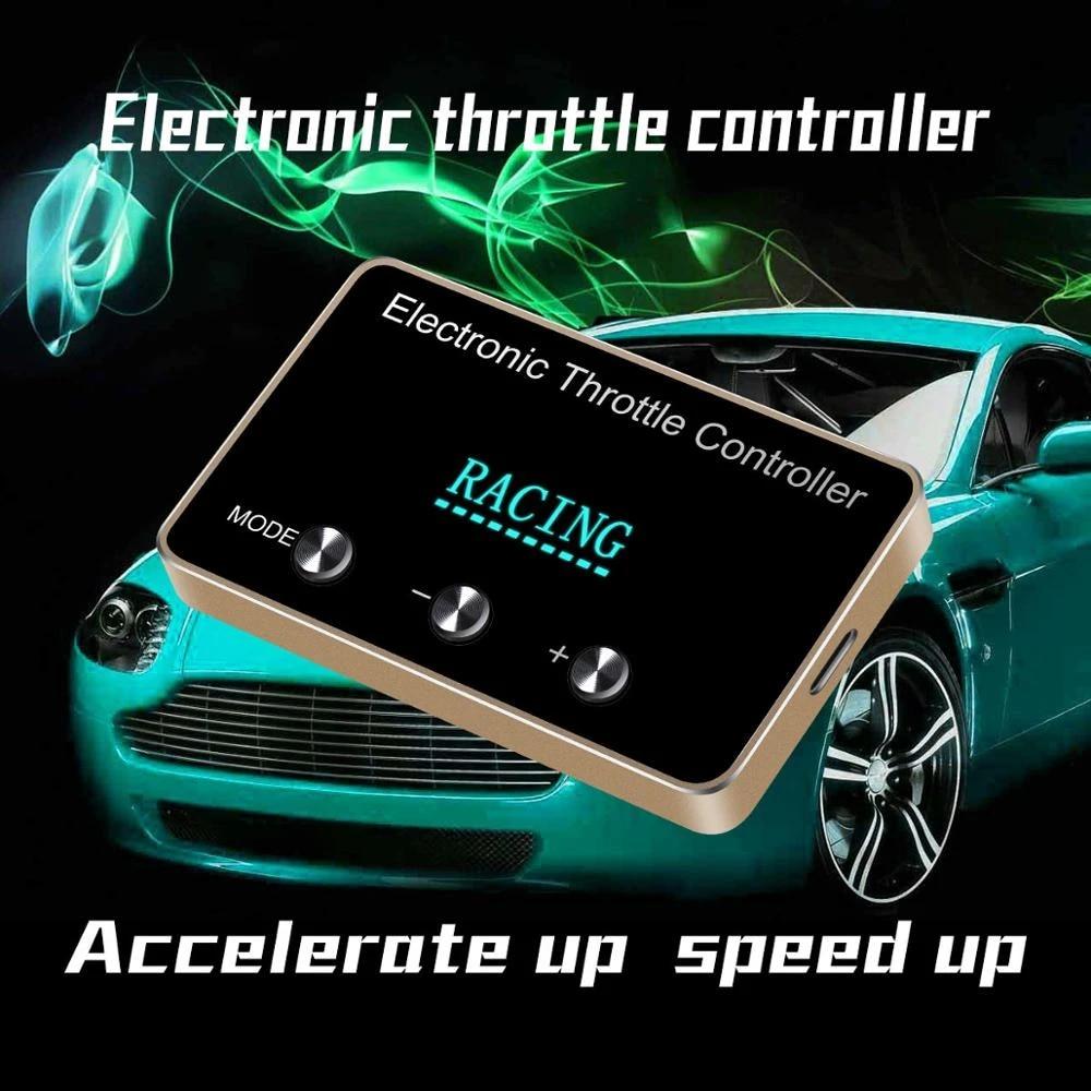 Pedal Chip X Throttle Response Controller Performance Tuning Module For Seat Ibiza 6J-Mk4 1.4 Tsi Cupra 1390Cm3 R4 132Kw 180Ps 2009-2014