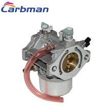 Carburador carbman para kawasaki am122852 15003-2296 17 hp 260 265 180 185 para john deere