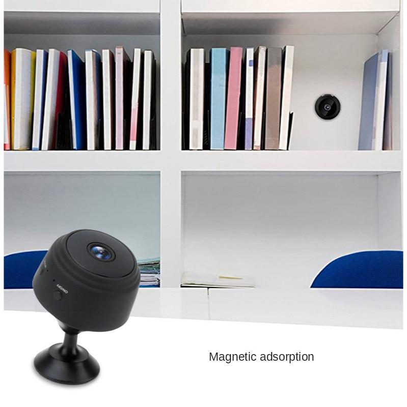 A9 Security Camera High-Definition Licht Nachtzicht 1080P Camera Voor Home Surveillance Camera Met Wifi 5
