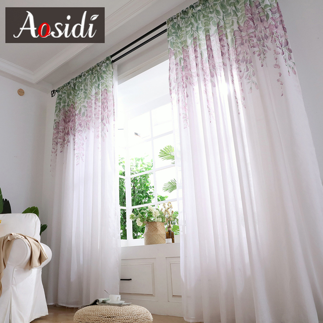 Floor to Ceiling Window Covering Curtain 3