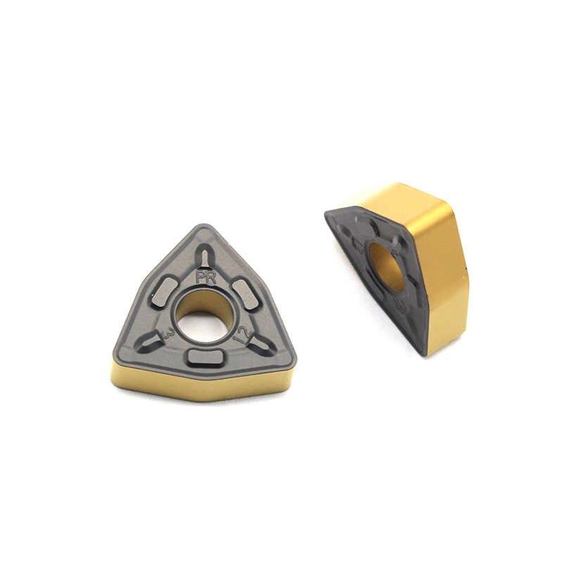 Herramienta de corte de CQ TNMG 160412 para cuchillas de torneado de alta calidad WNMG080412 PR PC4225