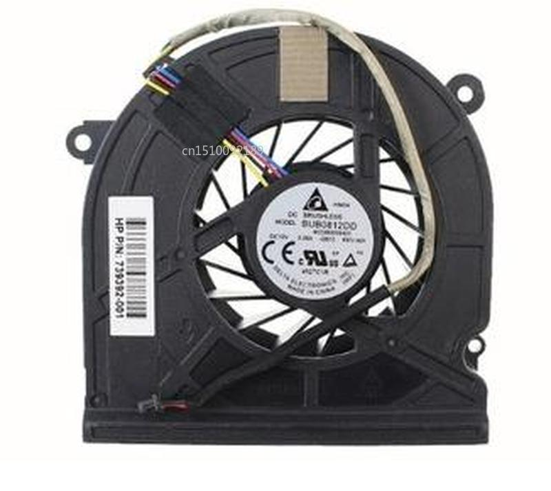 For HP Pavillion AIO PC 23-g017c CPU Cooling Fan P/N 739392-001