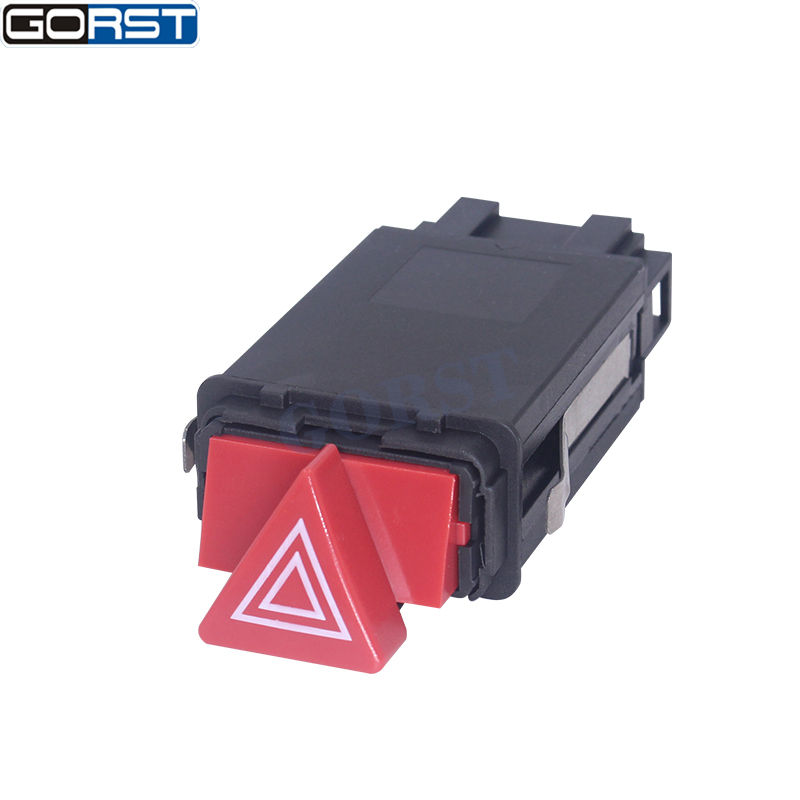 Amzparts Hazard Emergency Flasher Warning Switch Fit for AUDI A6 S6 C5 Allroad RS6 4B0 941 509 C