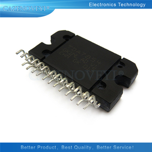 Image 1 - 1 개/몫 TDA7854 증폭기 칩 TDA7850 47W x 4 세대 ZIP 25 재고 보유