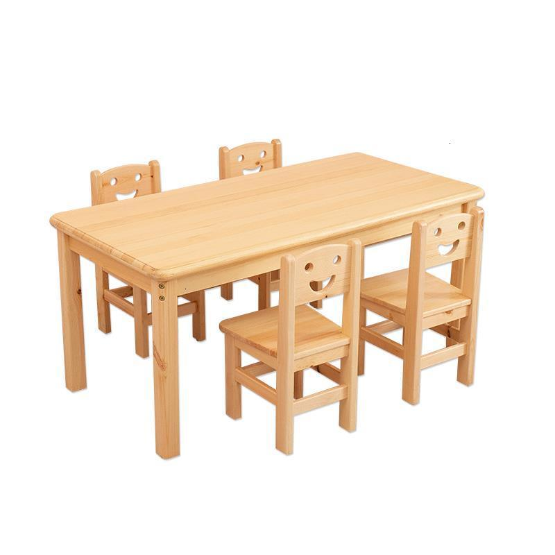 Mesa De Estudio Tavolino Avec Chaise And Chair Children Scrivania Bambini Kindergarten Study For Kinder Table Enfant Kids Desk