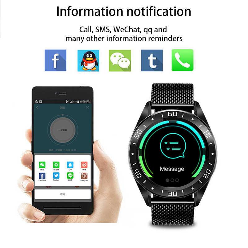 LIGE 2019 Nuova Smart Uomini Della Vigilanza LED Dello Schermo Monitor di Frequenza Cardiaca di Pressione Sanguigna inseguitore di Fitness Sport Orologio Da Polso impermeabile Smartwatch + box