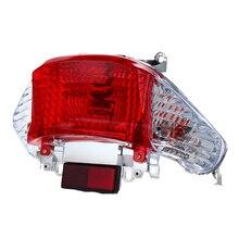 12V мотоцикл Скутер 50cc задние свет лампы сигнала поворота Стоп-сигнал стоп-сигнал для Gy6 для китайского Taotao Sunny