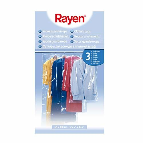 Rayen 3 Bolsas Para Guardar Ropa
