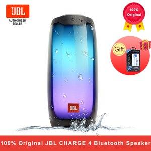 Image 1 - Loa JBL PULSE4 Vòi Lạnh Gắn Chậu Bluetooth Không Dây Cho Thấy Ánh Sáng Loa Âm Thanh Stereo Có Đèn LED Đảng Tăng Cường Ứng Dụng IPX7 Chống Nước JBL PULSE 4