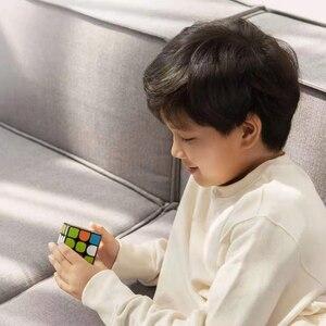 Image 3 - オリジナル xiaomi mijia bluetooth マジックキューブスマートゲートウェイルービックパズル知育玩具子供のための大人の仕事