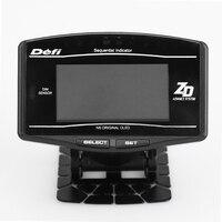 OBD2 Hud Head Up Display OBD Ii Digital Car6 In 1 Tacho WaterTemp Speed ODO Clock Trip Defi Meter Gauge For Honda Civic