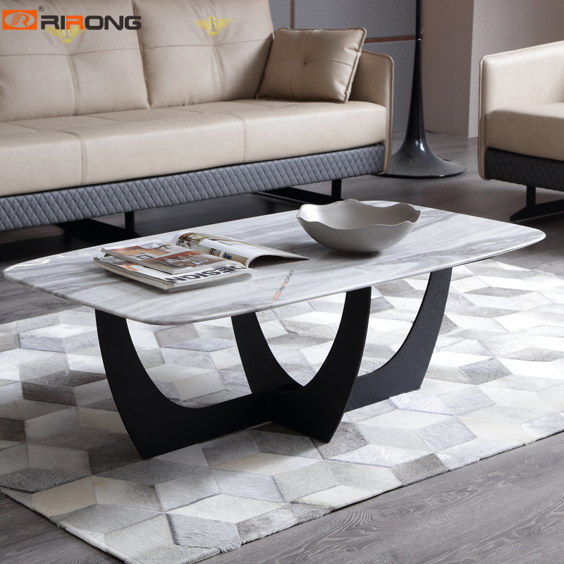 Modern Luxury Oval Shape Office Home Living Room White Marble Stone Coffee Table Coffee Tables Aliexpress