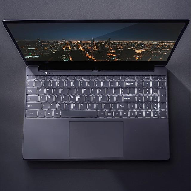 EU RU Sent Fingerprint unlocking 15.6 inch laptops Windows 10 1920*1080 Intel J4125 12GB RAM 128GB/256GB/512GB/1TB HDMI Notebook 2
