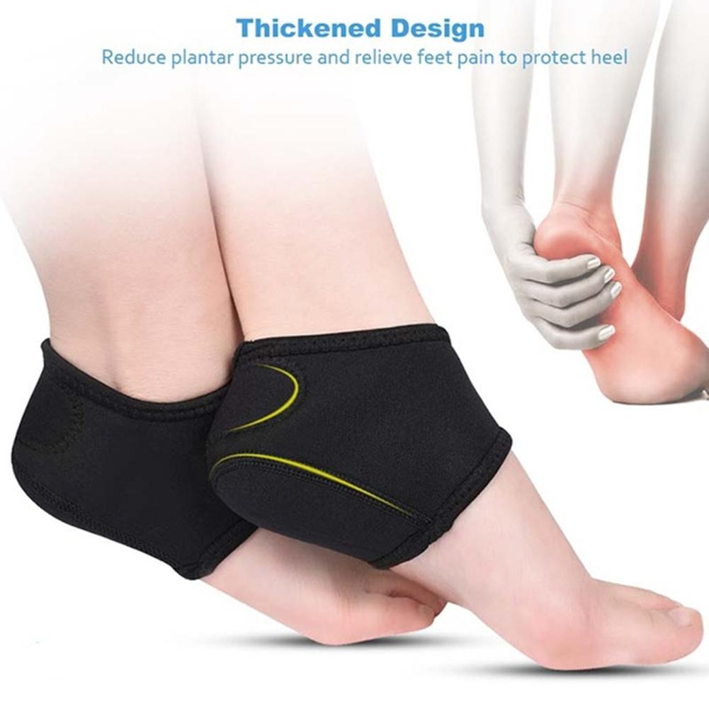 Men Women Plantar Fasciitis Socks For Achilles Tendonitis Calluses Spurs Cracked Pain Relief Heel Pads Foot Care Inserts Pad