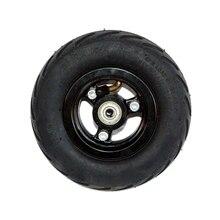 6x2 дюймов пневматические колеса для электрического скутера части резиновые черные