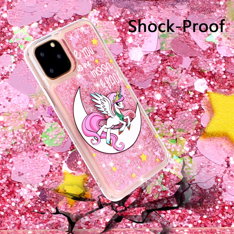Girls Glitter Star Case for iPhone 11/11 Pro/11 Pro Max 6