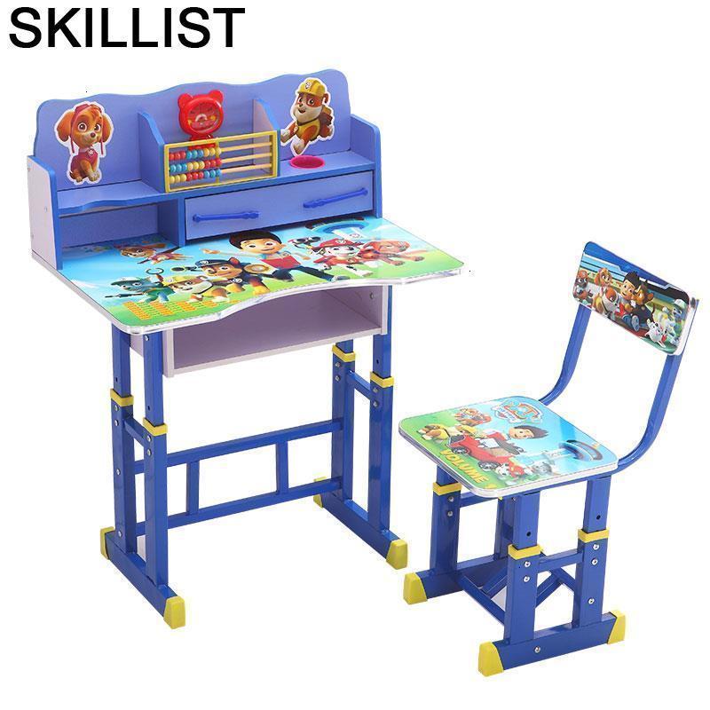 Pour Estudo Cocuk Masasi Children And Chair Escritorio Infantil Mesa De Estudio Adjustable For Bureau Enfant Study Kids Table