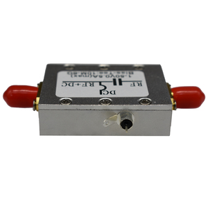Image 2 - New 10MHz 6GHz RF Bias Tee Broadband Radio Frequency Microwave Coaxial Bias A7 015