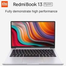 Xiaomi RedmiBook 13 Ryzen Laptop 13.3 inch R5 4500U 8GB RAM DDR4 512GB SSD 89% Full Display Notebook xiaomi redmibook 13 ryzen laptop 13 3 inch r5 4500u 8gb ram ddr4 512gb ssd 89% full display notebook