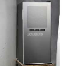 Wine Refrigerator Red-Wine-Cabinet Constant Commercial 86L 9-Layer 36-Bottle Ice-Bar