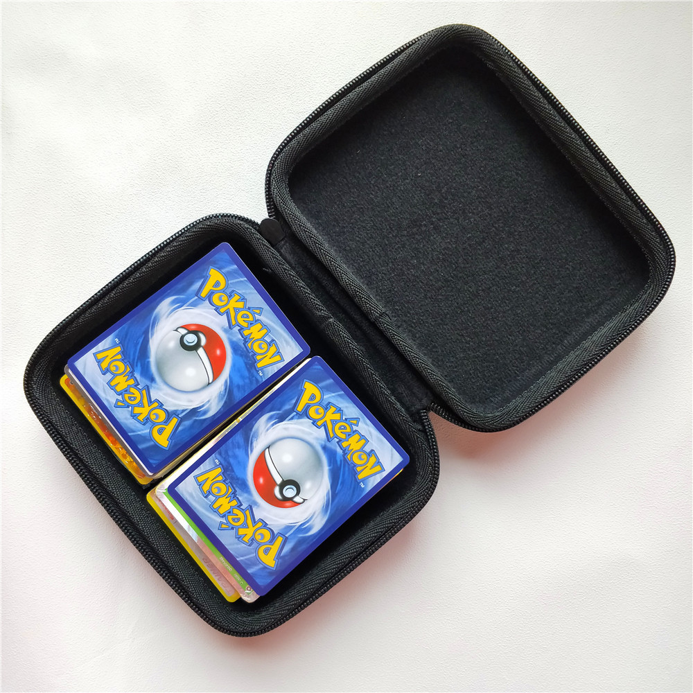 Hard Carrying Case For Pokemon Cards Pokemon Trading Cards Pokemon TCG - Holds Up To 300 Cards(Cards Not Included)