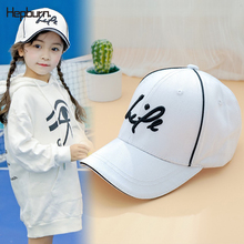 Hepburn Brand spring summer Sun Hat Children Baseball Cap baby girls sun visor hats boys snapback casquette cap 2-9 years old